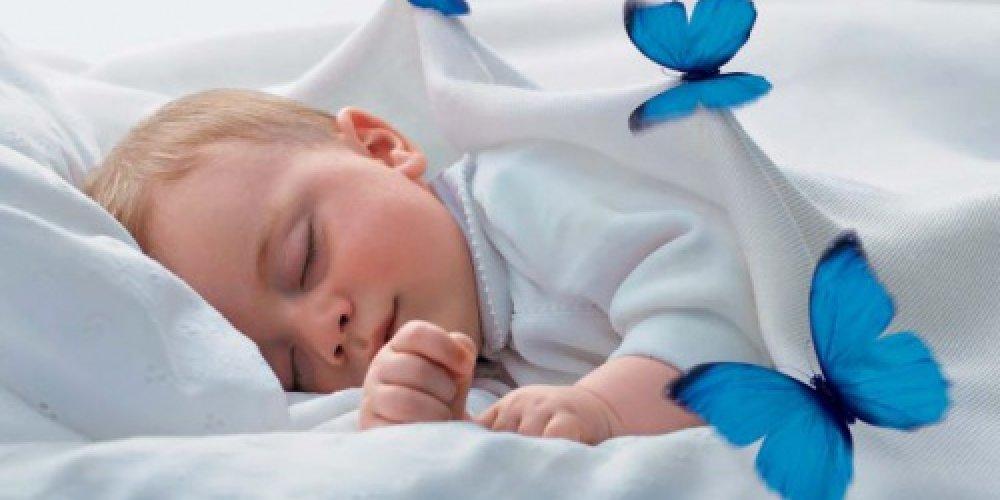 Дневной детский сон