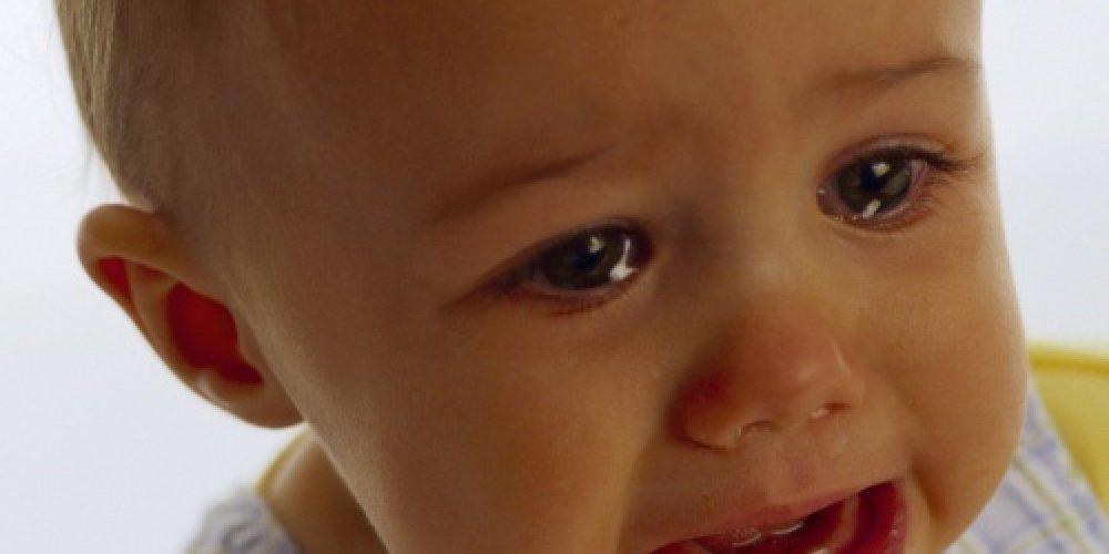 Ребенок сильно капризничает