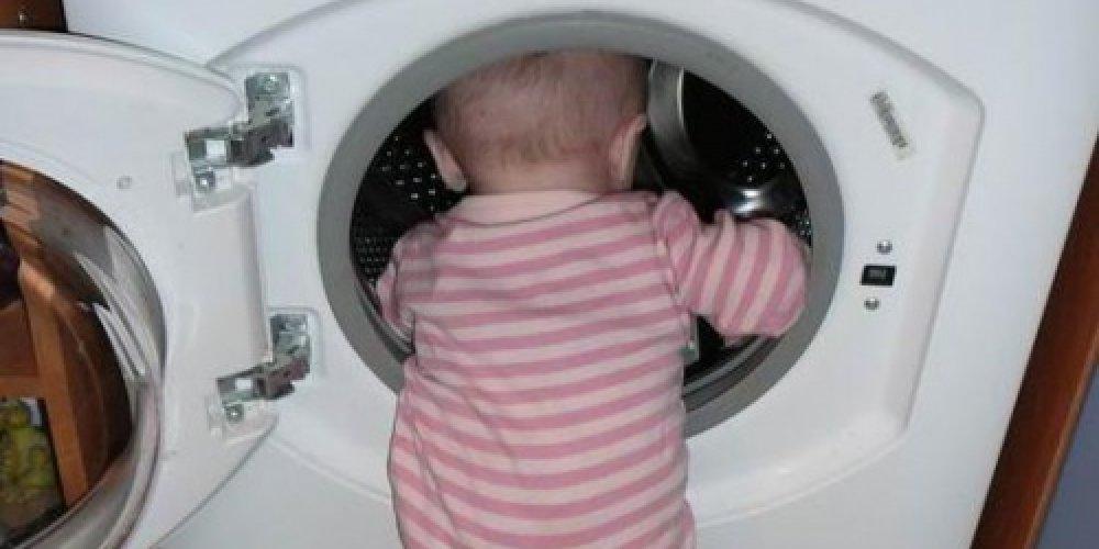 Маленький помощник мамы