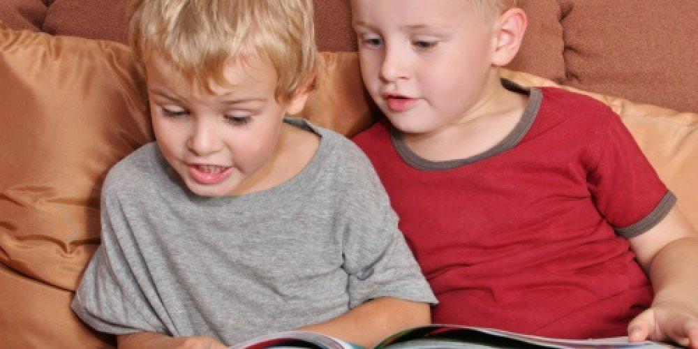 Дети мало читают