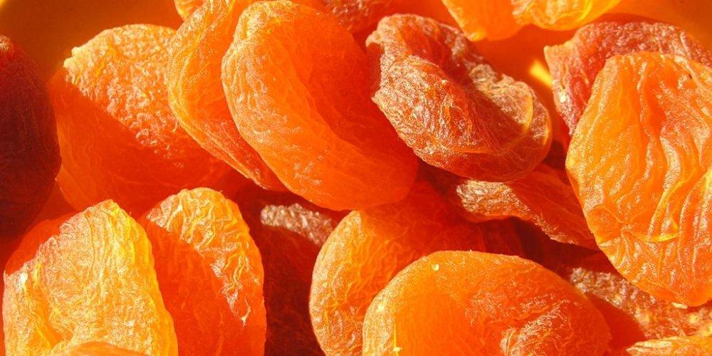 Сушеный абрикос - волшебный сухофрукт