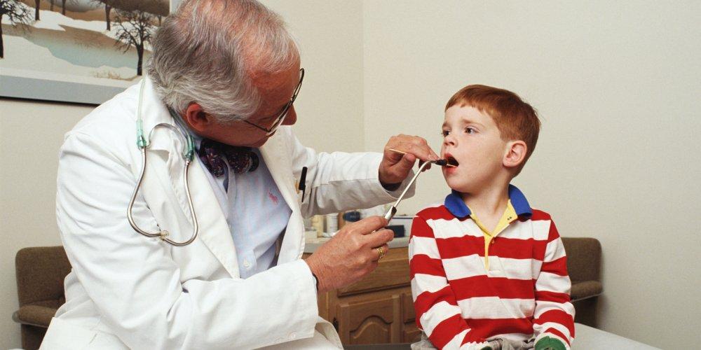 Ларингит у детей: как лечить?