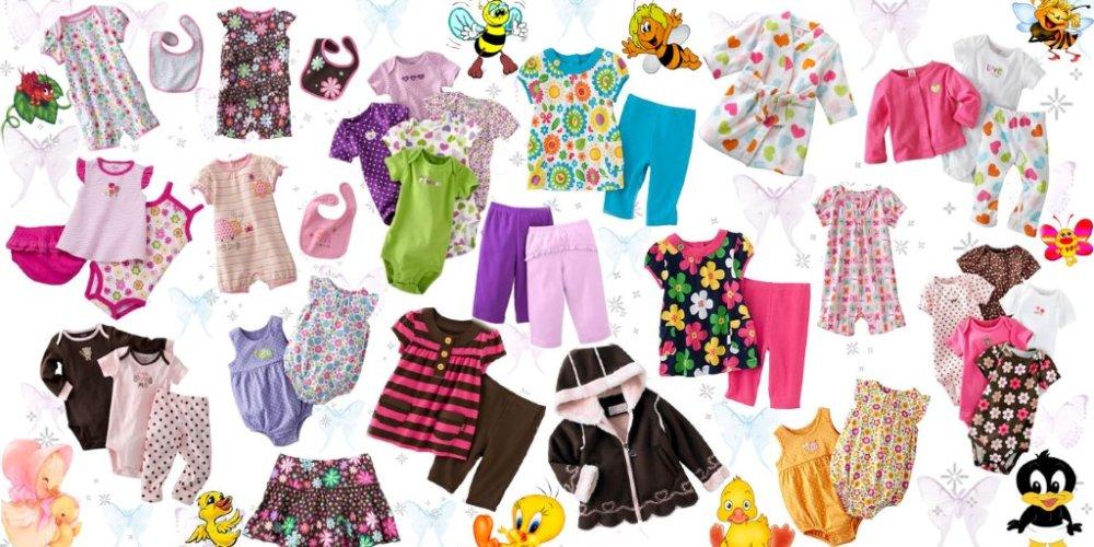 Правильный выбор места приобретения и размера детской одежды