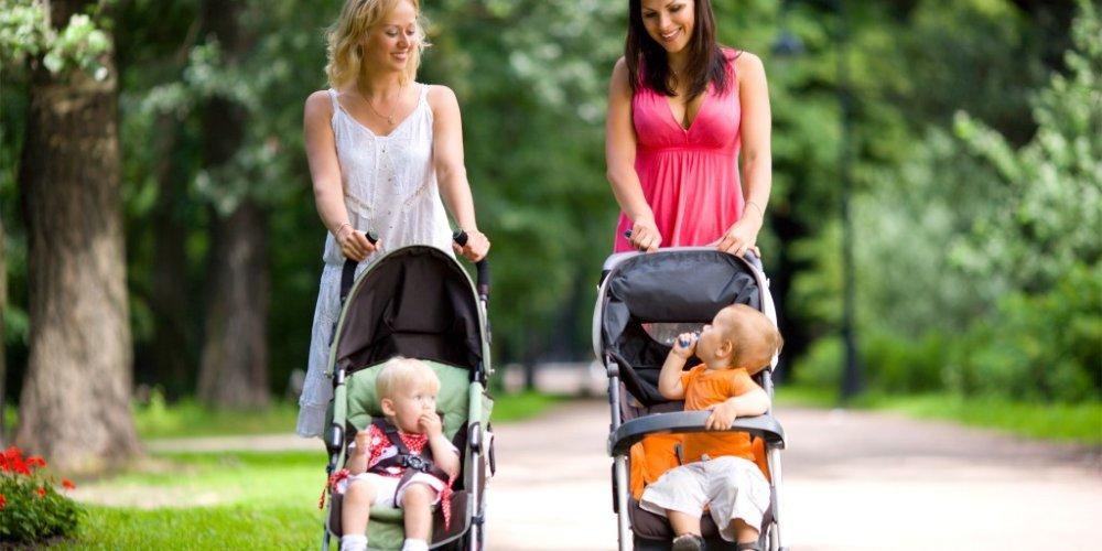 Немного полезного о детских колясках