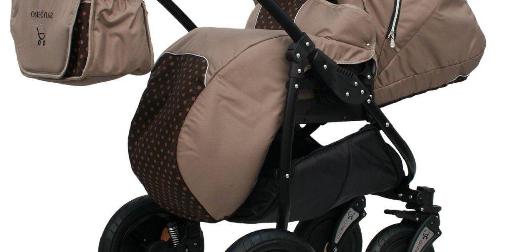 Как правильно выбрать зимнюю детскую коляску