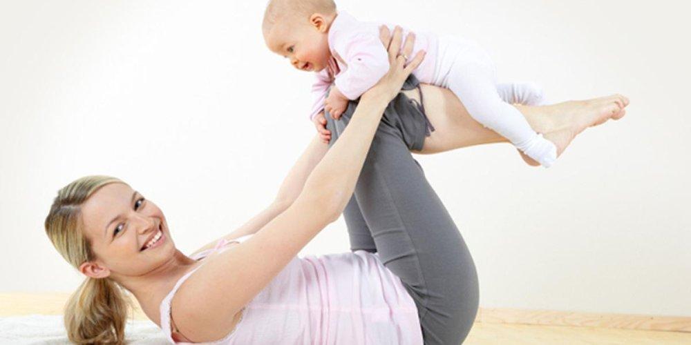 Как восстановить фигуру после родов - Липосакция