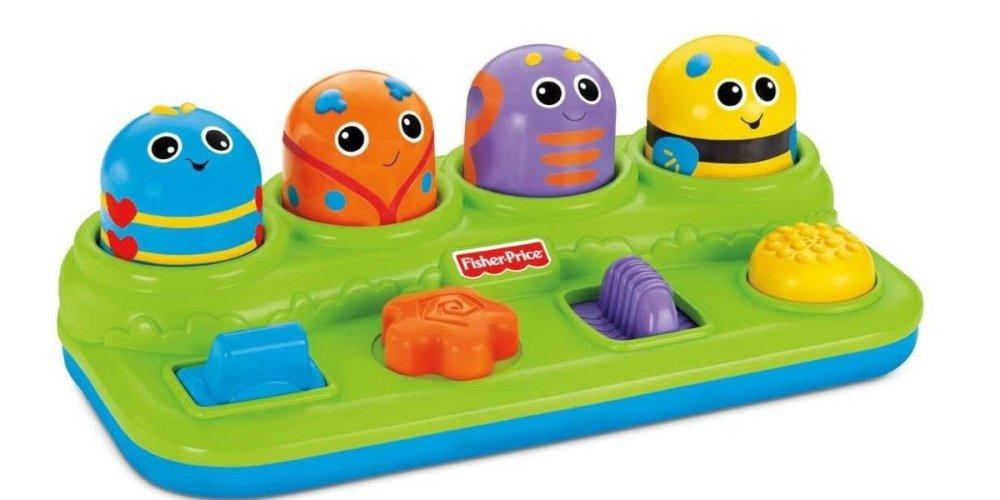 Выбор игрушек для полугодовалого ребенка
