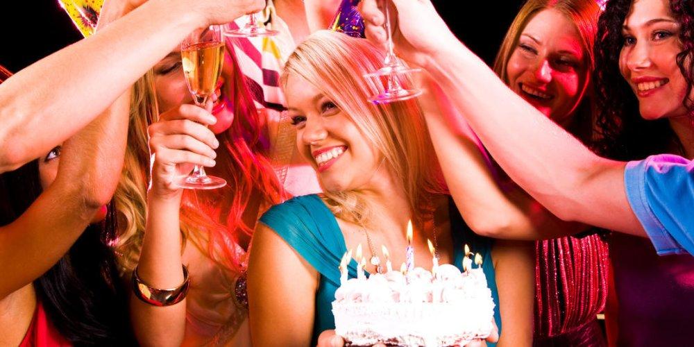 Где отметить долгожданный день рождения