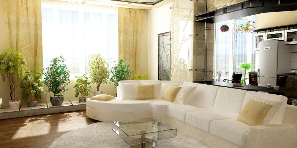 Покупка дивана в гостевую комнату