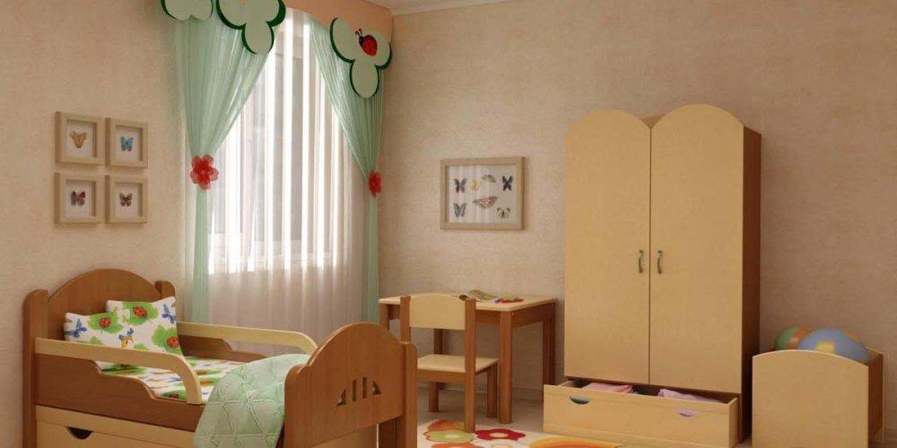 Состязание детской кроватки с манежем