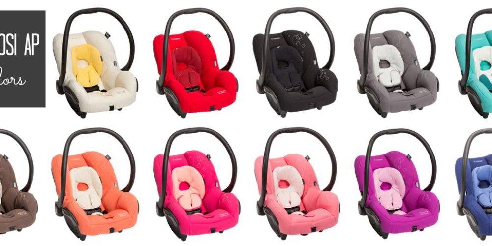 Детские товары Maxi Cosi: надёжность и безопасность