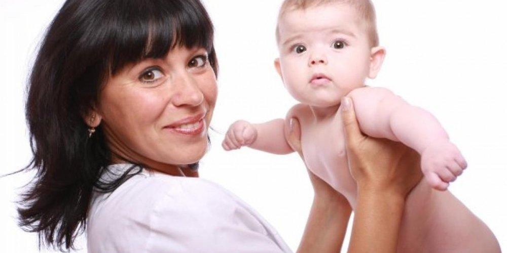 Зачем нужен маленькому ребенку массаж