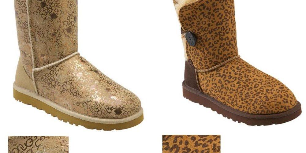 Зимняя обувь из Австралии - угги