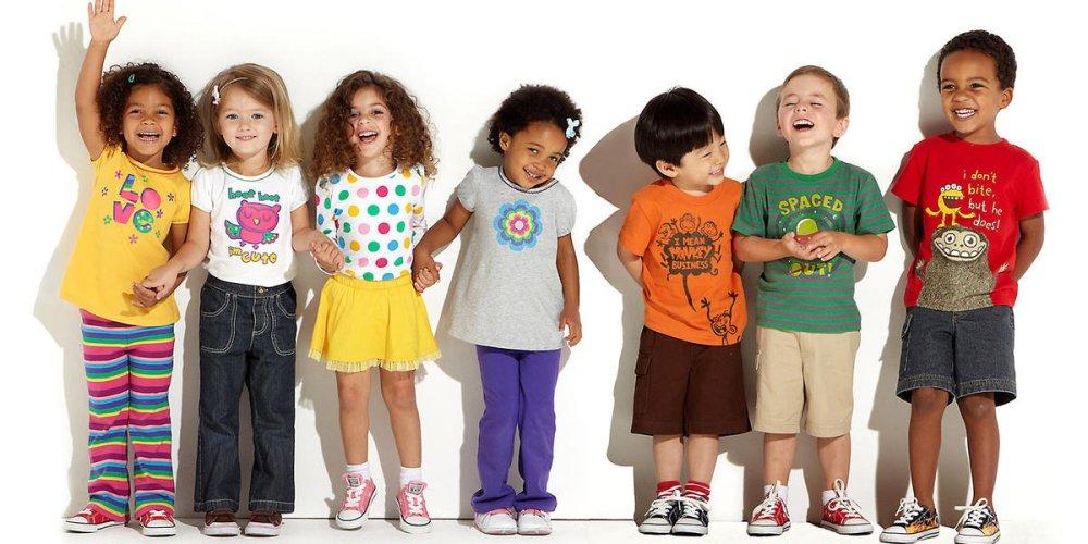 Секреты выгодной покупки детской одежды