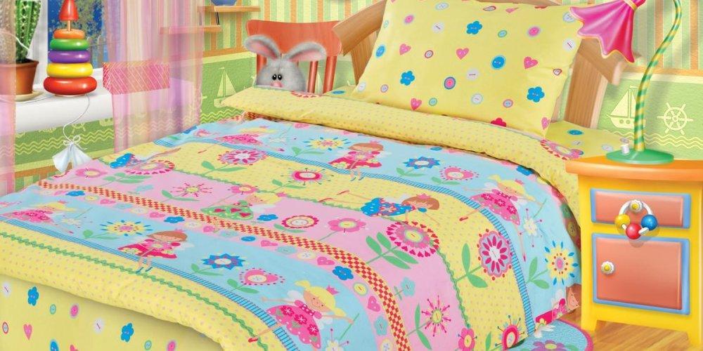 Детское постельное белье: как выбирать?