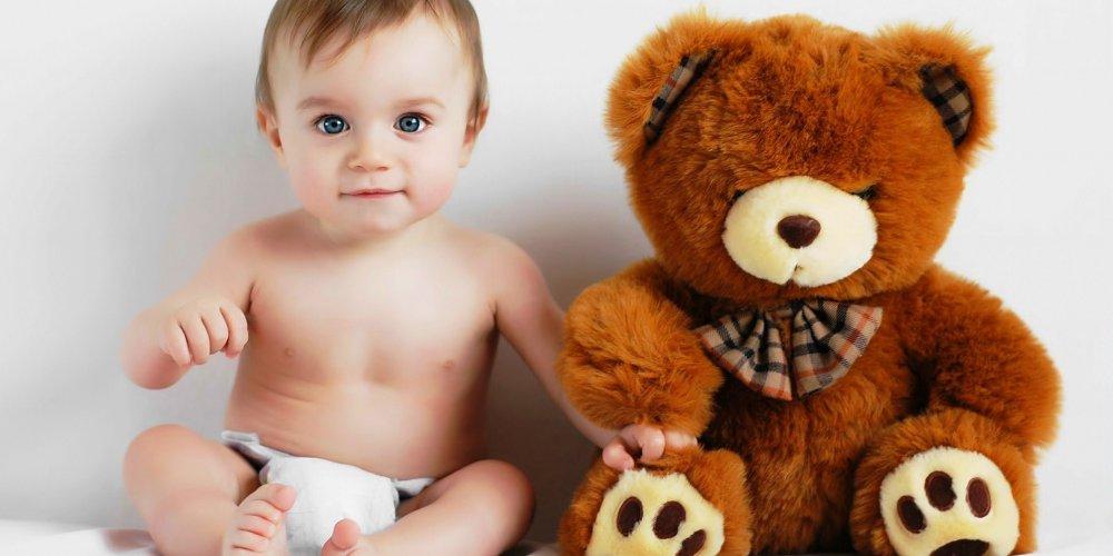 Какие подгузники выбрать своему малышу