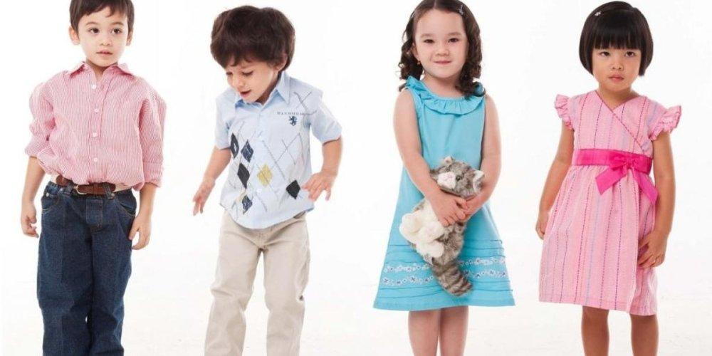 Учимся правильно выбирать детскую одежду