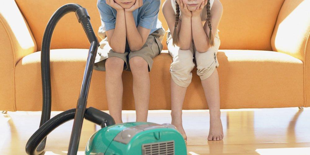 Как прививать ребенку любовь к труду