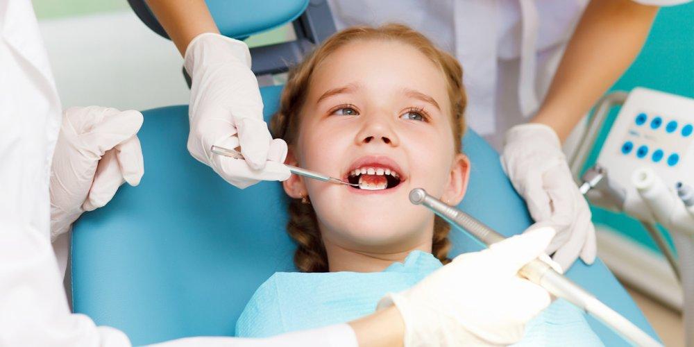 Лечение зубов в детской стоматологии