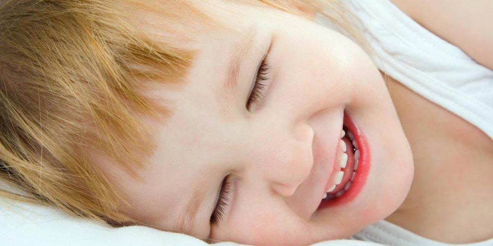 Формируем красивую улыбку у детей
