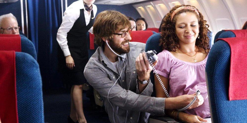 Беременность на борту самолёта, или полёт отменяется