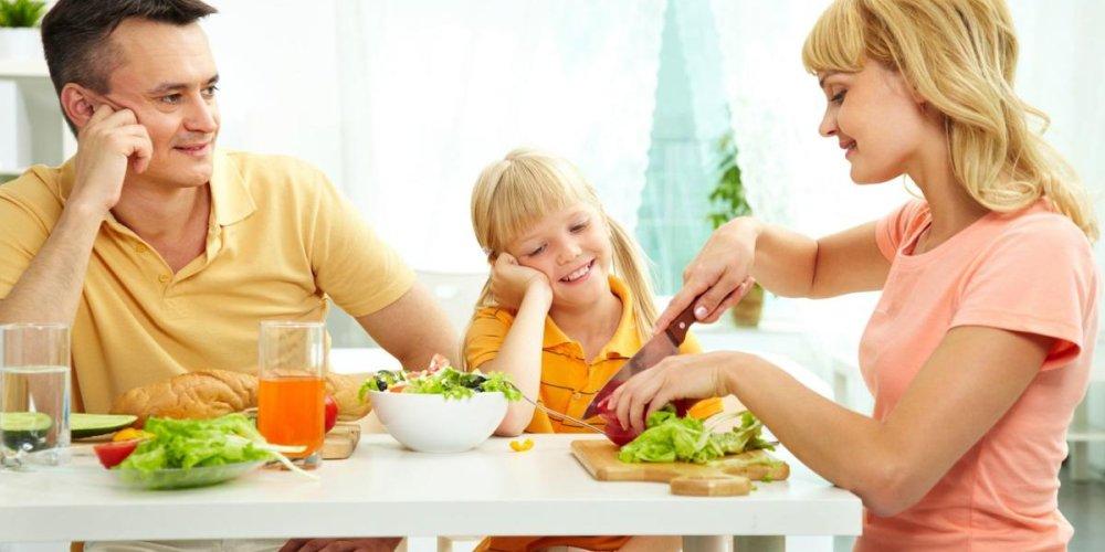 Выбираем продукты питания для ребенка