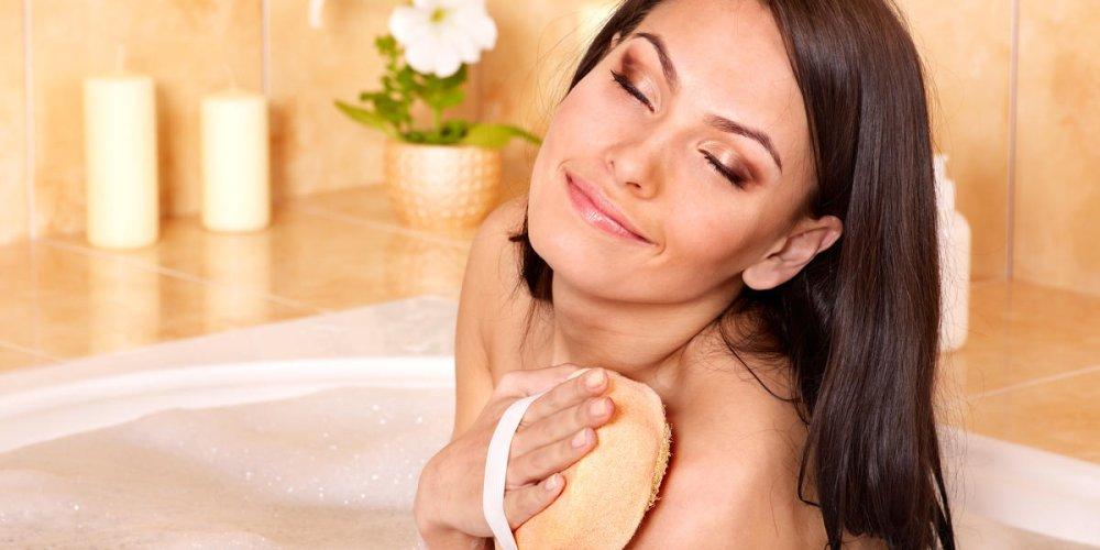Здоровая кожа – залог красоты женщины