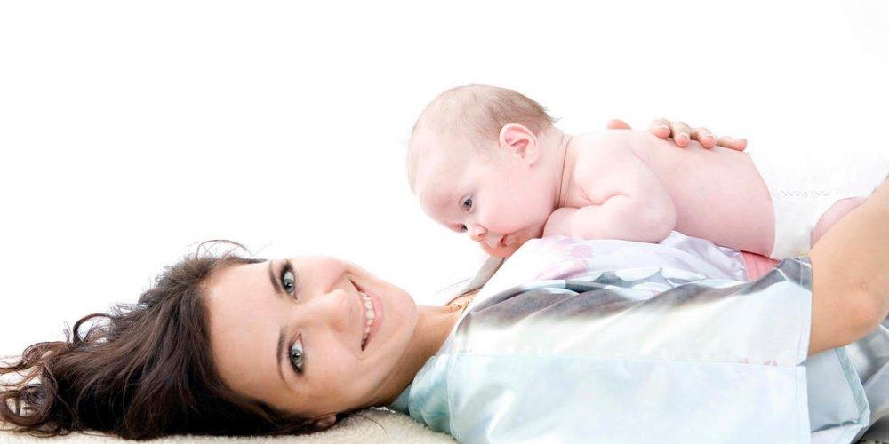 Как привести себя в форму после родов?