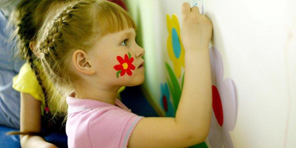 Как создать творческое пространство ребенку?