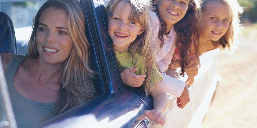 Особенности путешествия с маленьким ребенком