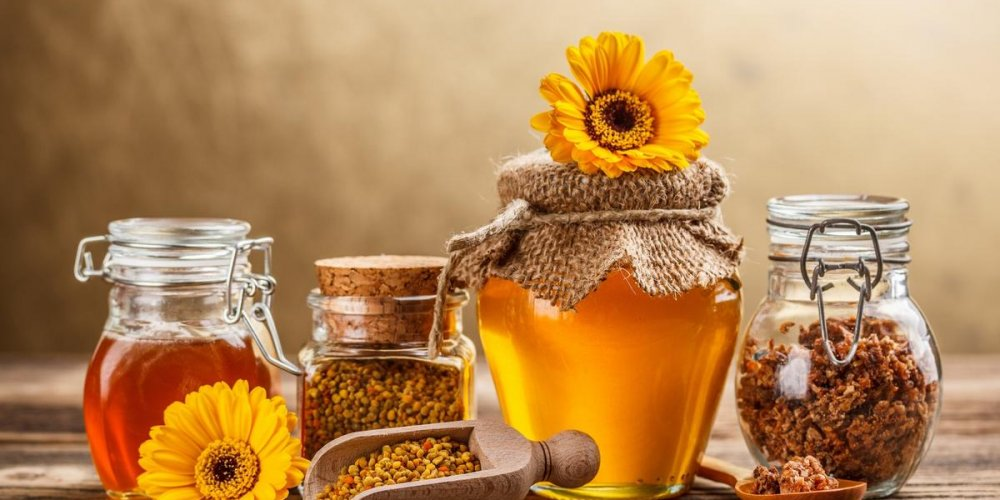 Польза пчелиной перги в детском питании