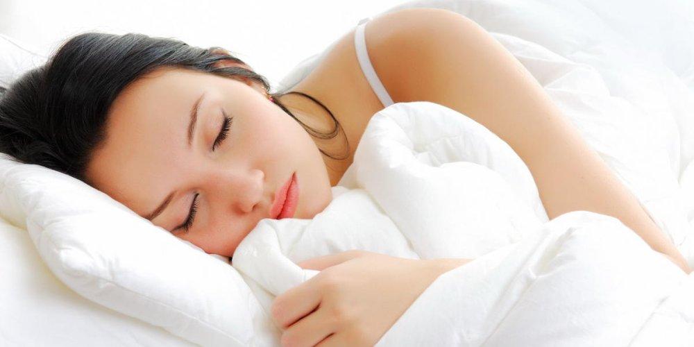 Спальное место для беременной женщины