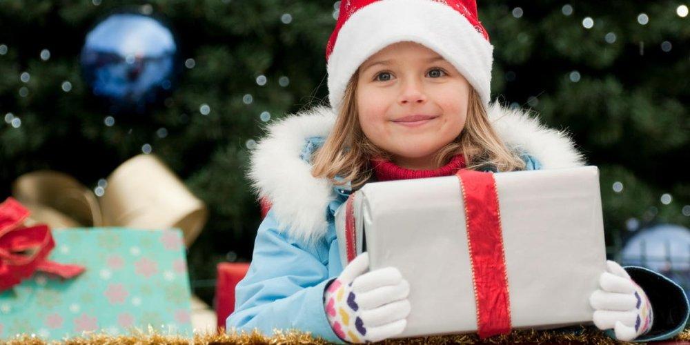 Детский праздник на Новый год