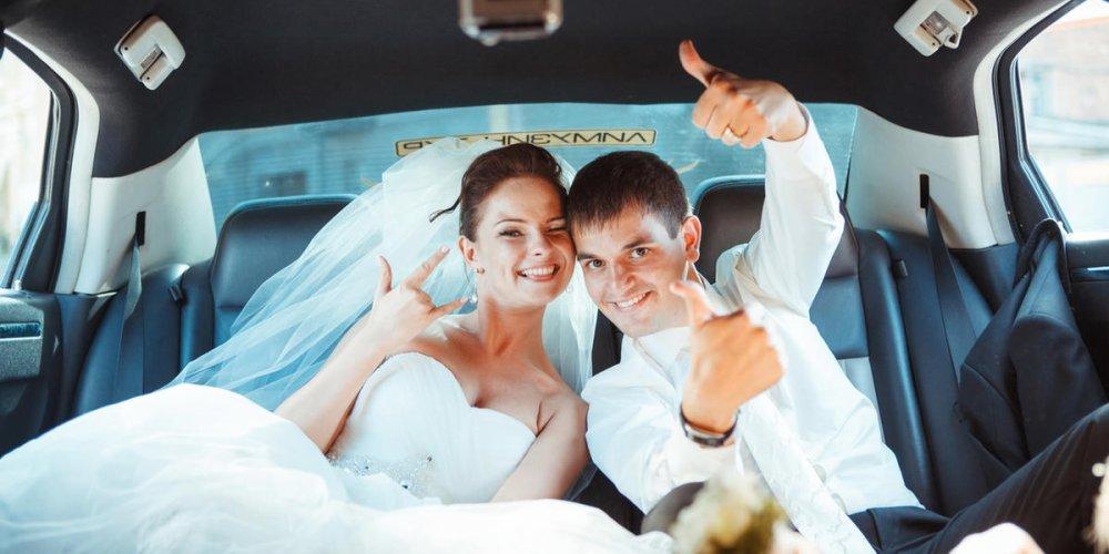 Счастливые моменты свадьбы кистью фотографа