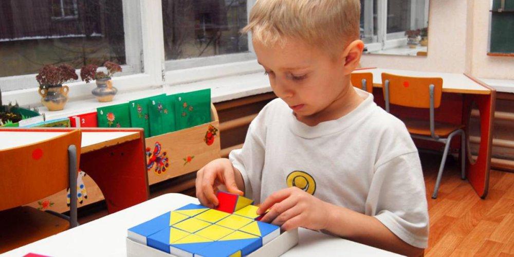 Дошкольное обучение ребенка