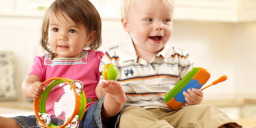 Игрушки для развития ребенка