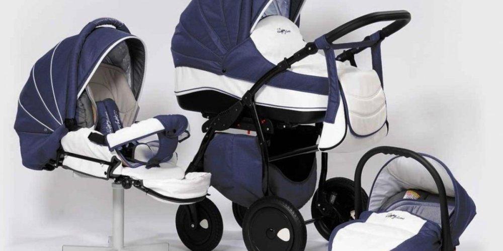 Как выбрать коляску-трансформер?