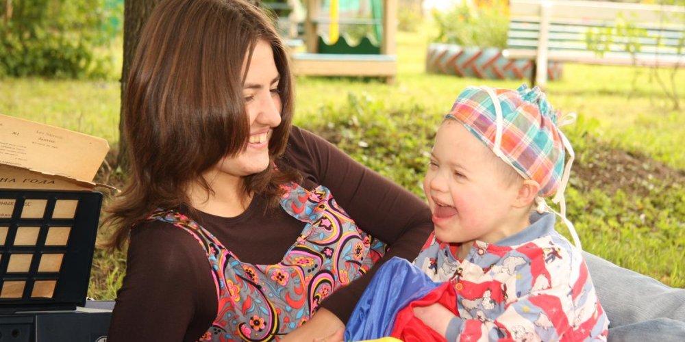 Особенные дети у особенных мам