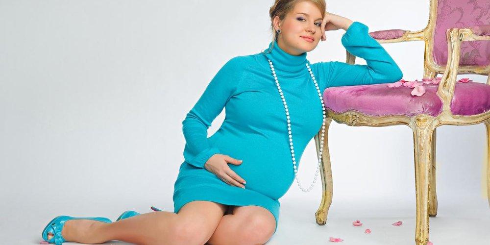 Офисный стиль для беременной