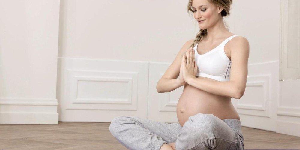 Спорт и беременность
