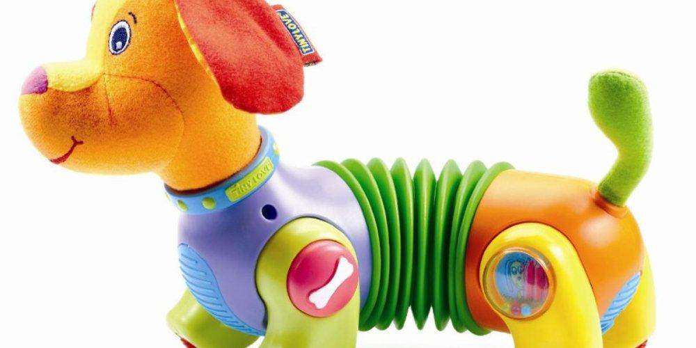 Детские игрушки и развитие ребенка
