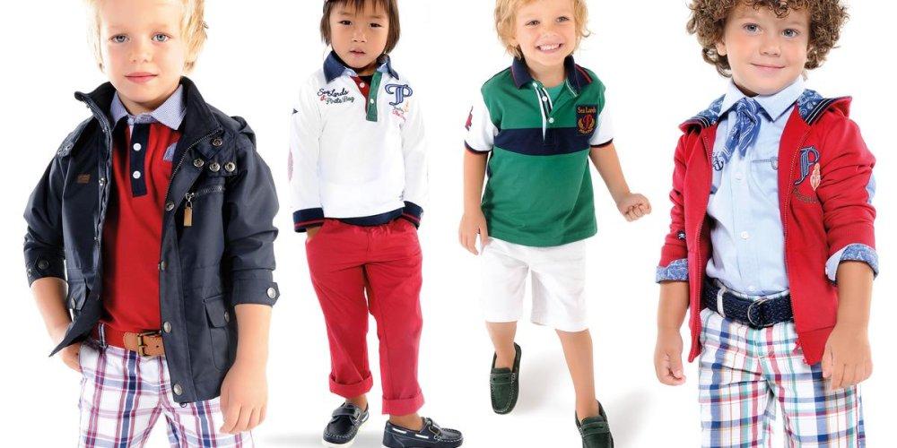 Заказ детской одежды из-за границы