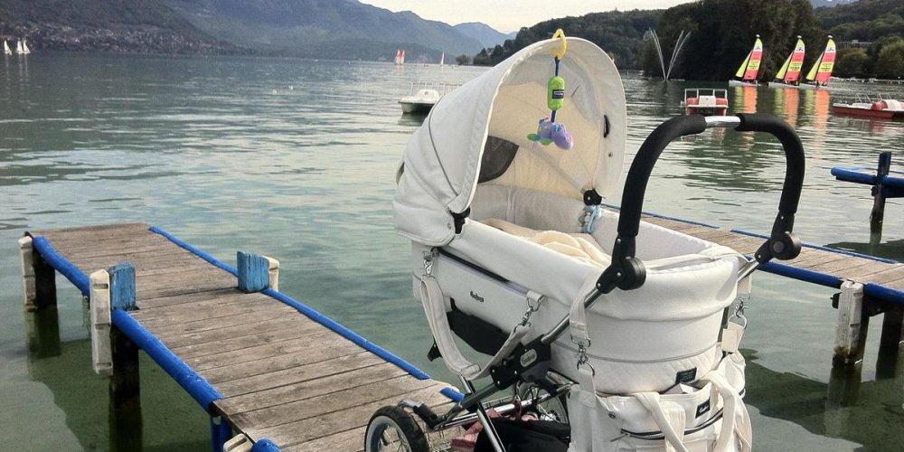 Как одеть новорождённого на летнюю прогулку
