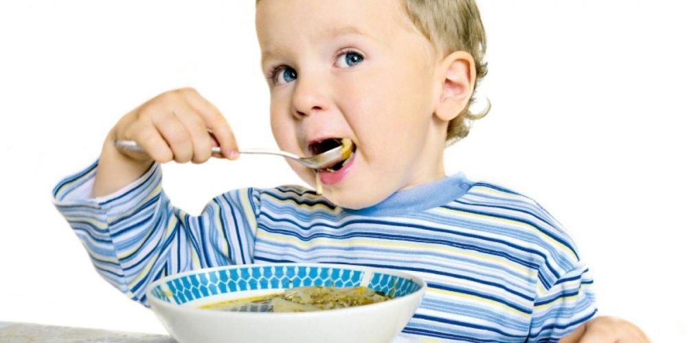 Полноценное питание для ребенка