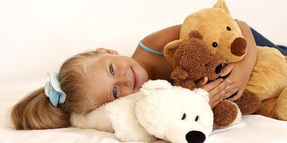 Игрушки и развитие воображения у детей