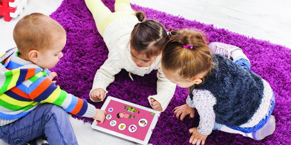 Малыш и современные технологии. Новые исследования американских ученых