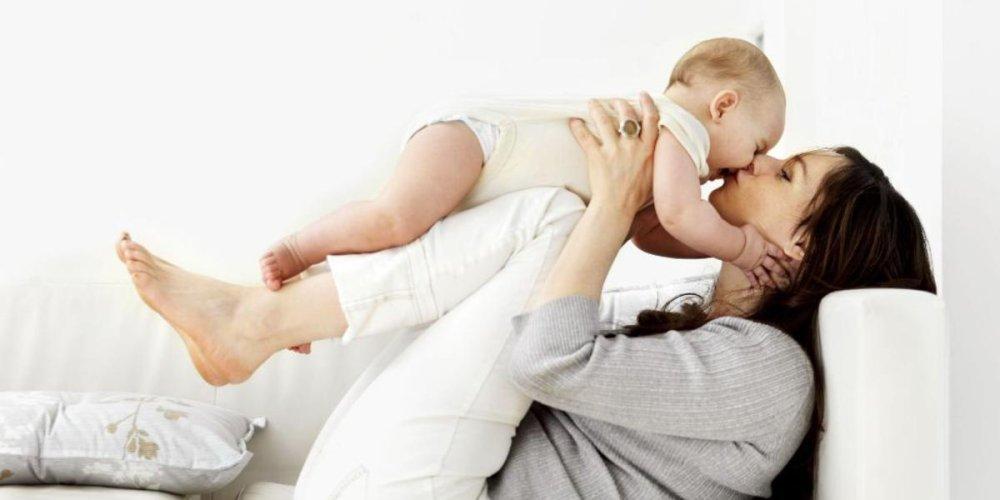 Отношения матери и ребенка