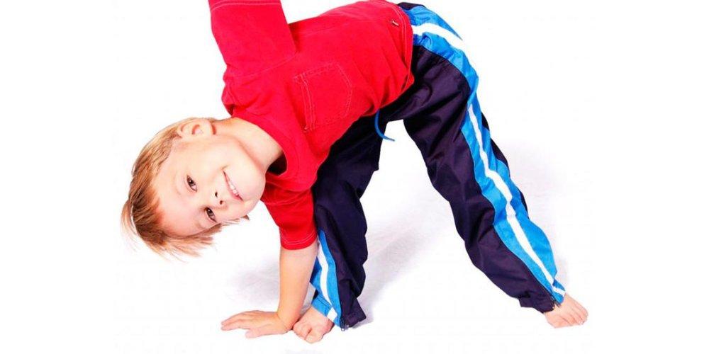 Травмы колена у детей