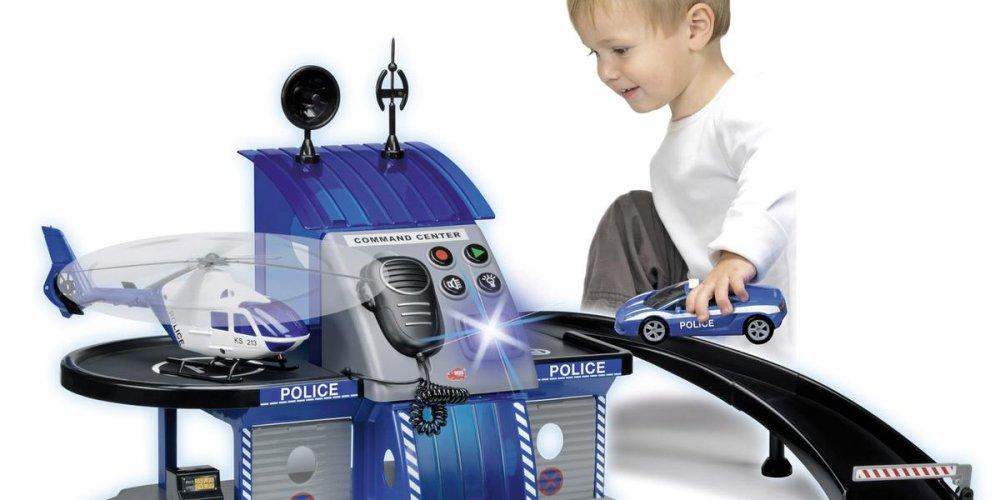 Какие игрушки покупать мальчикам?