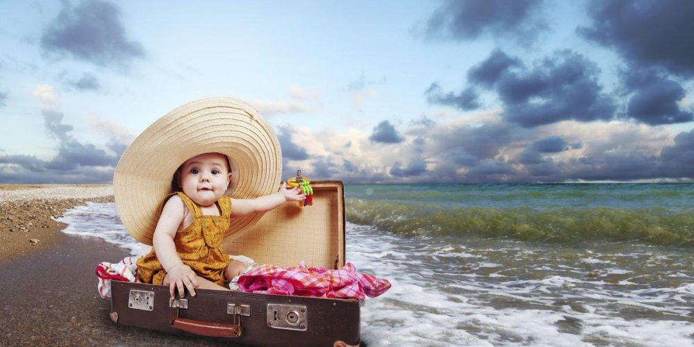 Как путешествовать с детьми?